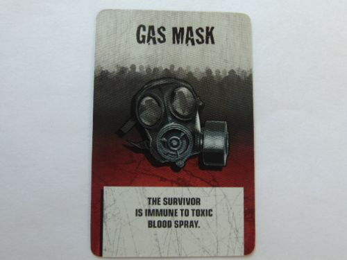 survivor equipment card (gas mask)